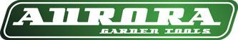 Логотип Аврора - садовая техника