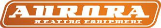 Логотип Аврора - тепловое оборудование